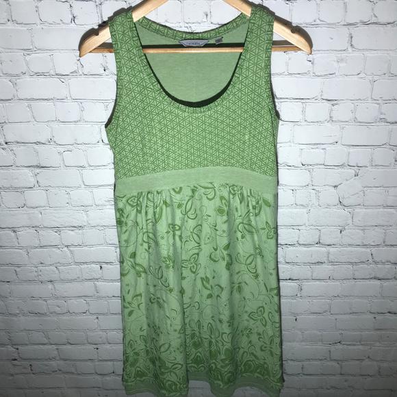 Athleta Dresses & Skirts - Athleta Floral Paisley Empire Waist Dress